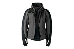 Куртка жіноча StreetGuard Anthracite подовжена