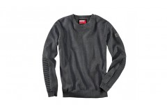 Чоловік пуловер BMW Motorrad, темно-сірий