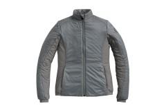 Куртка стьобана BMW Motorrad жіноча, срібляста