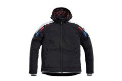 Куртка унисекс BMW Motorrad Motorsport, чорна