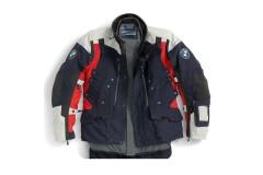 Куртка Rallye синя/чорна, чоловіча